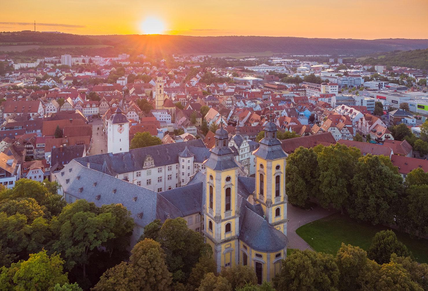 Bad Mergentheim Deutschordenschloss