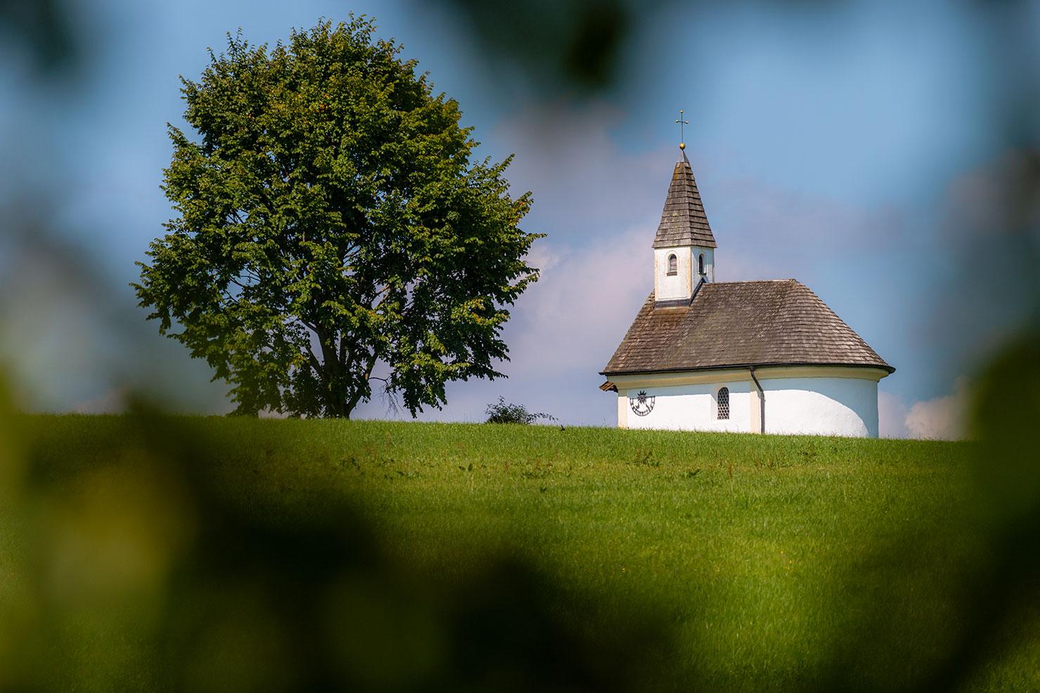 Chiemgau Kapelle