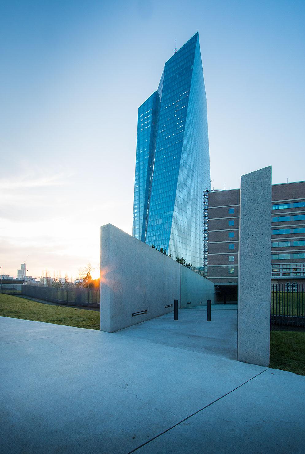 EZB Frankfurt