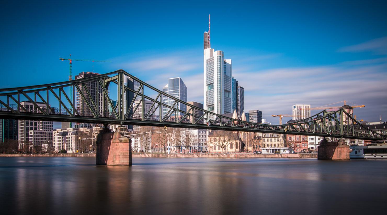 Frankfurt Eisener Steg