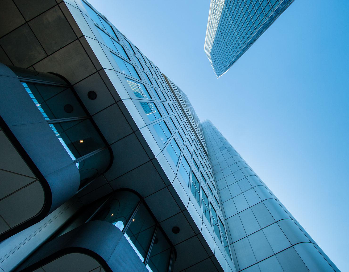 Frankfurt Silvertower Deutsche Bank