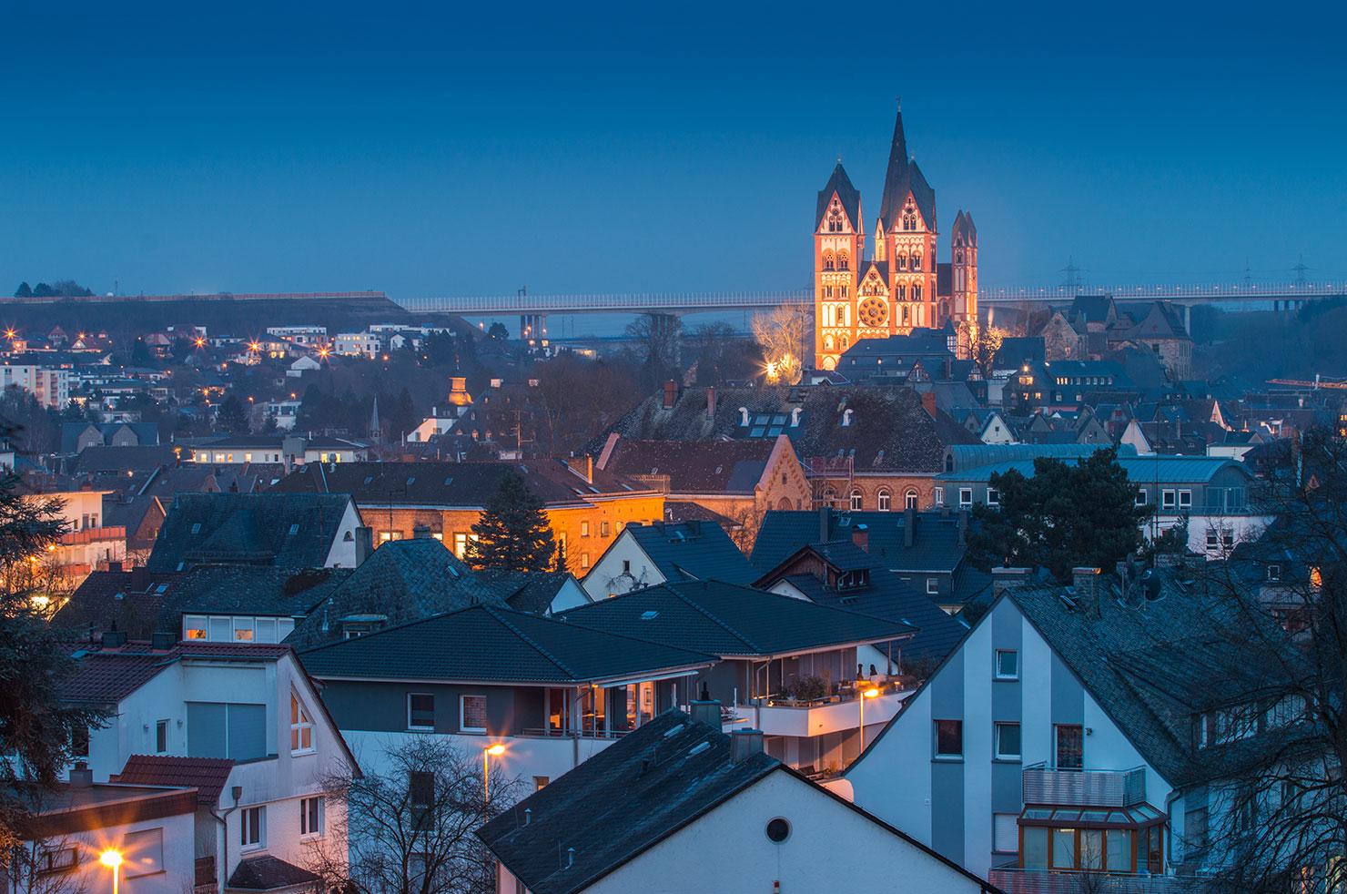 Limburg Lahn Ausblick Schafsberg