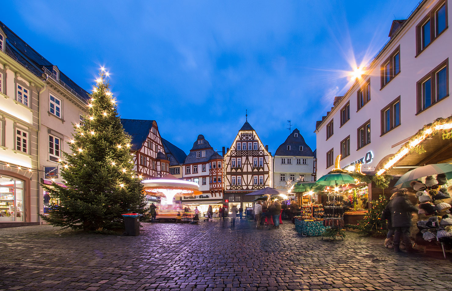 Limburg Lahn Neumarkt