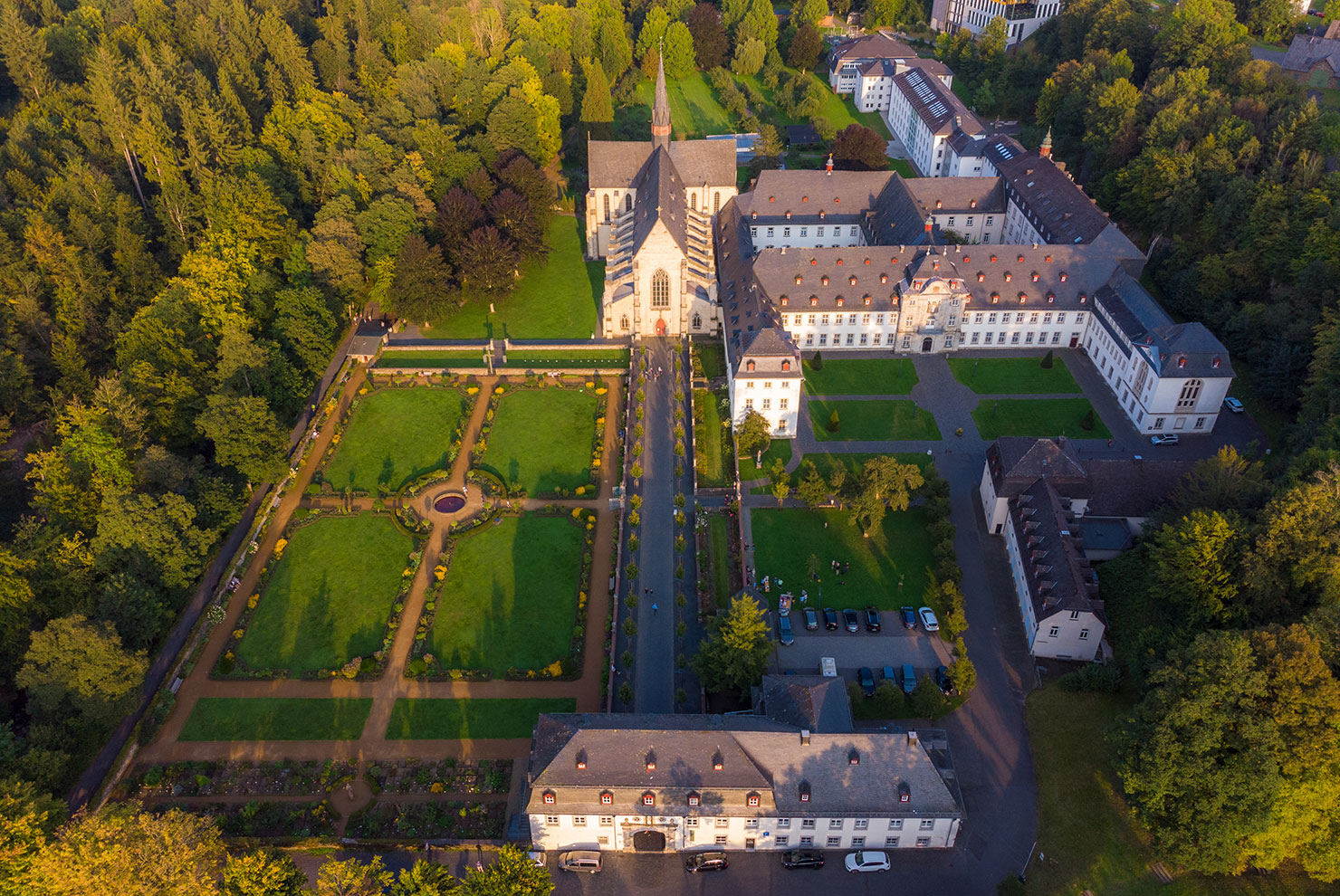 Abtei Marienstatt Westerwald Hachenburg