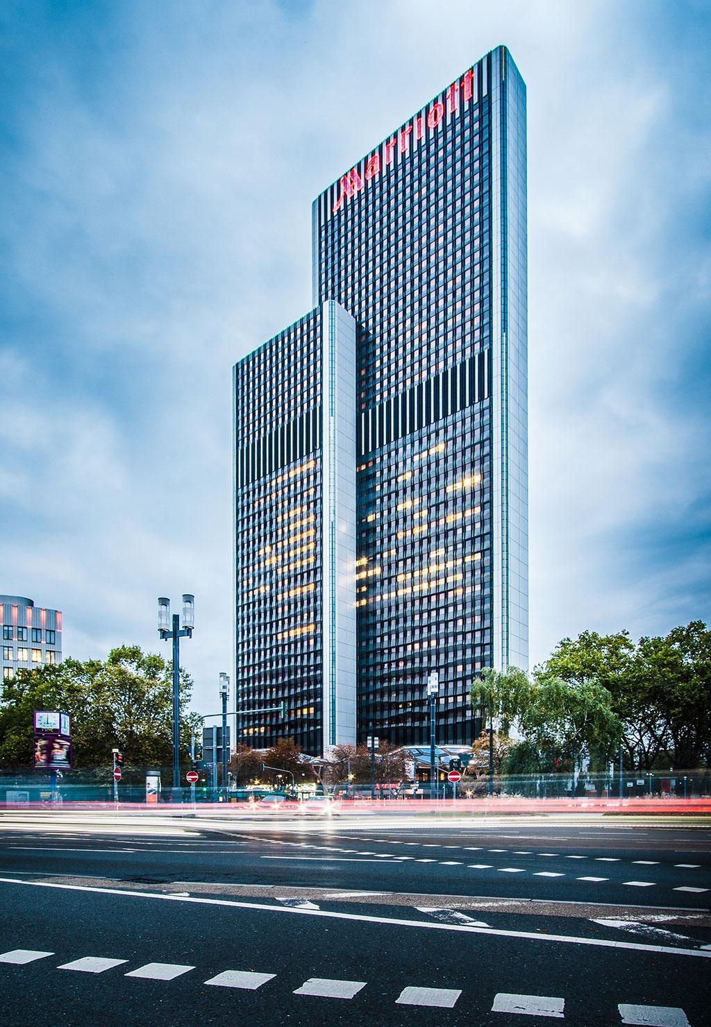 Marriott Westend Gate Frankfurt