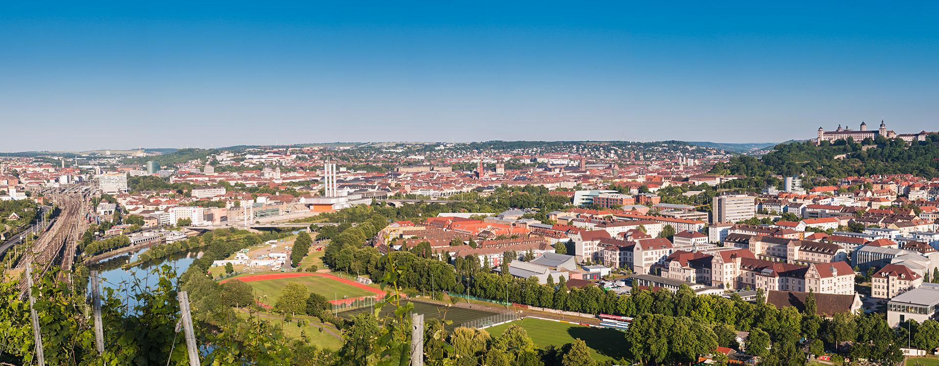 Weinberge Würzburg