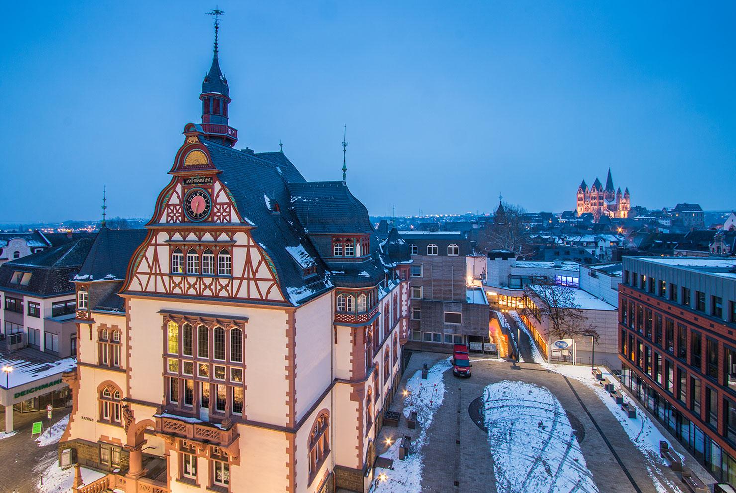 Limburg Lahn Rathaus