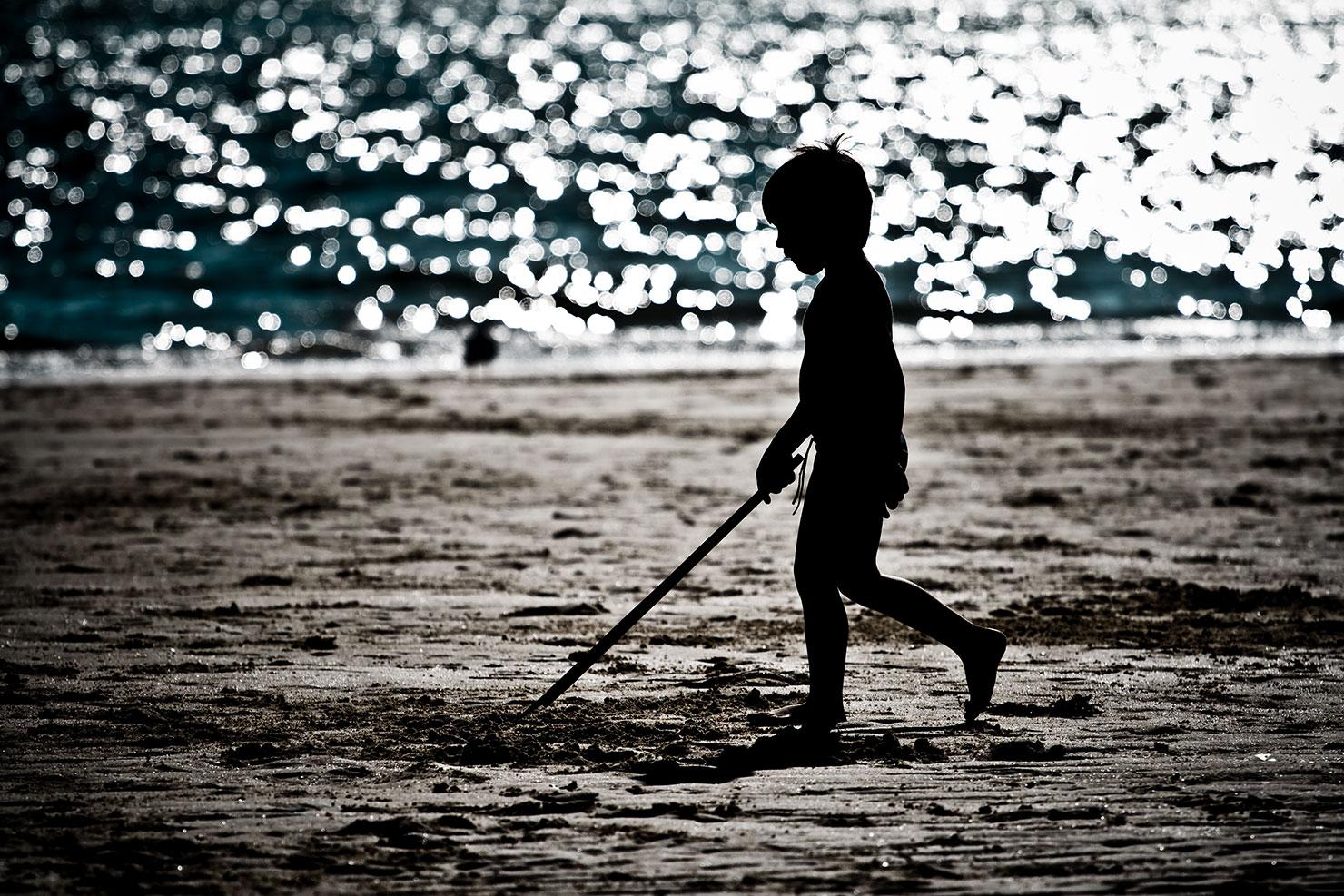 Strandarbeiter