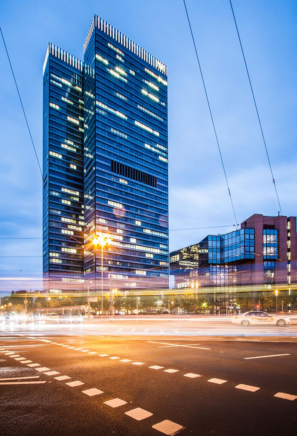 Volksband Tower Frankfurt