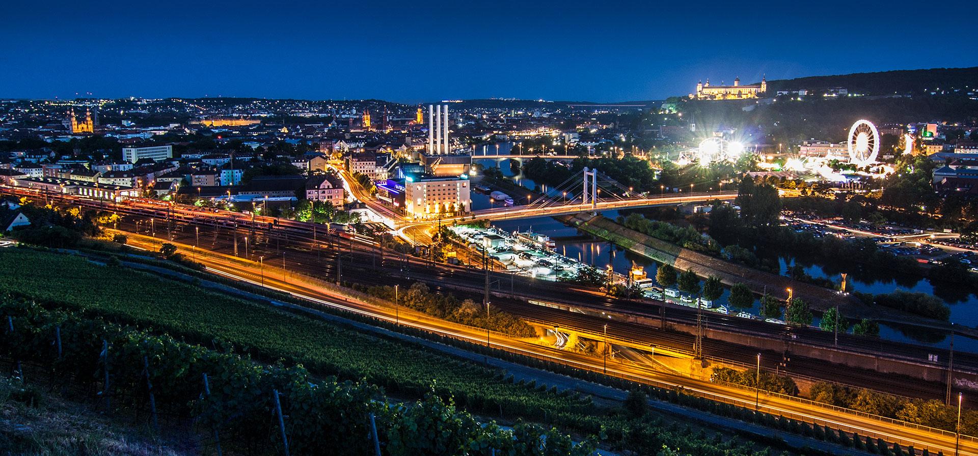 Würzburg Nacht
